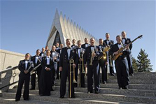 Air Force Academy Band Falconaires Promotional Photo