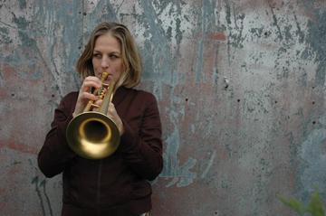 Ingrid Jensen Promotional Photo