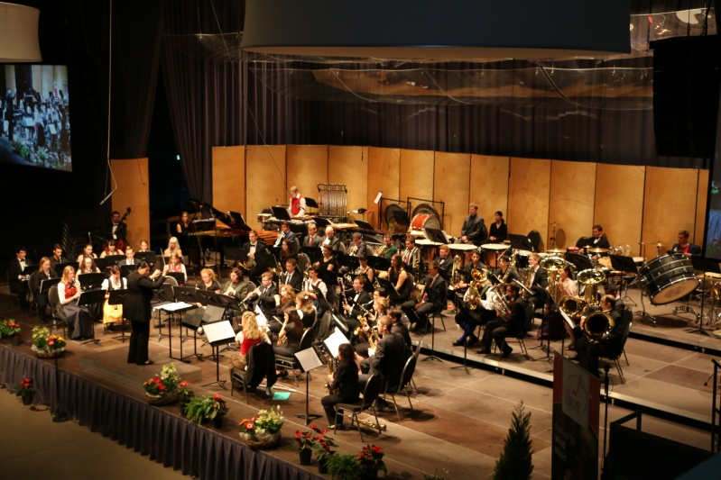 The World Youth Wind Orchestra Project