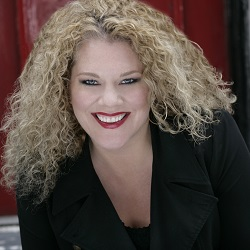 Michelle DeYoung promotional photo