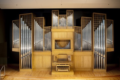 CSU Organ_credit David Patterson Photography