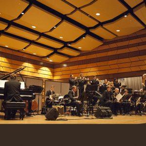 Jazz Ensemble performance photo