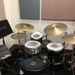 Yamaha Stage Custom Kit pictured