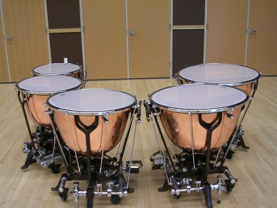 Pictured Adams Philharmonic Timpani