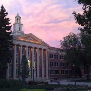 Colorado State University Center for the Arts