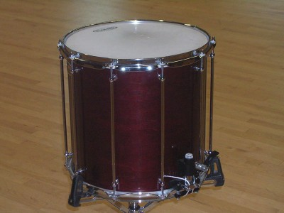 Pictured Grover Field Drum