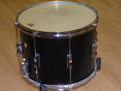 Pictured Ludwig Field Drum