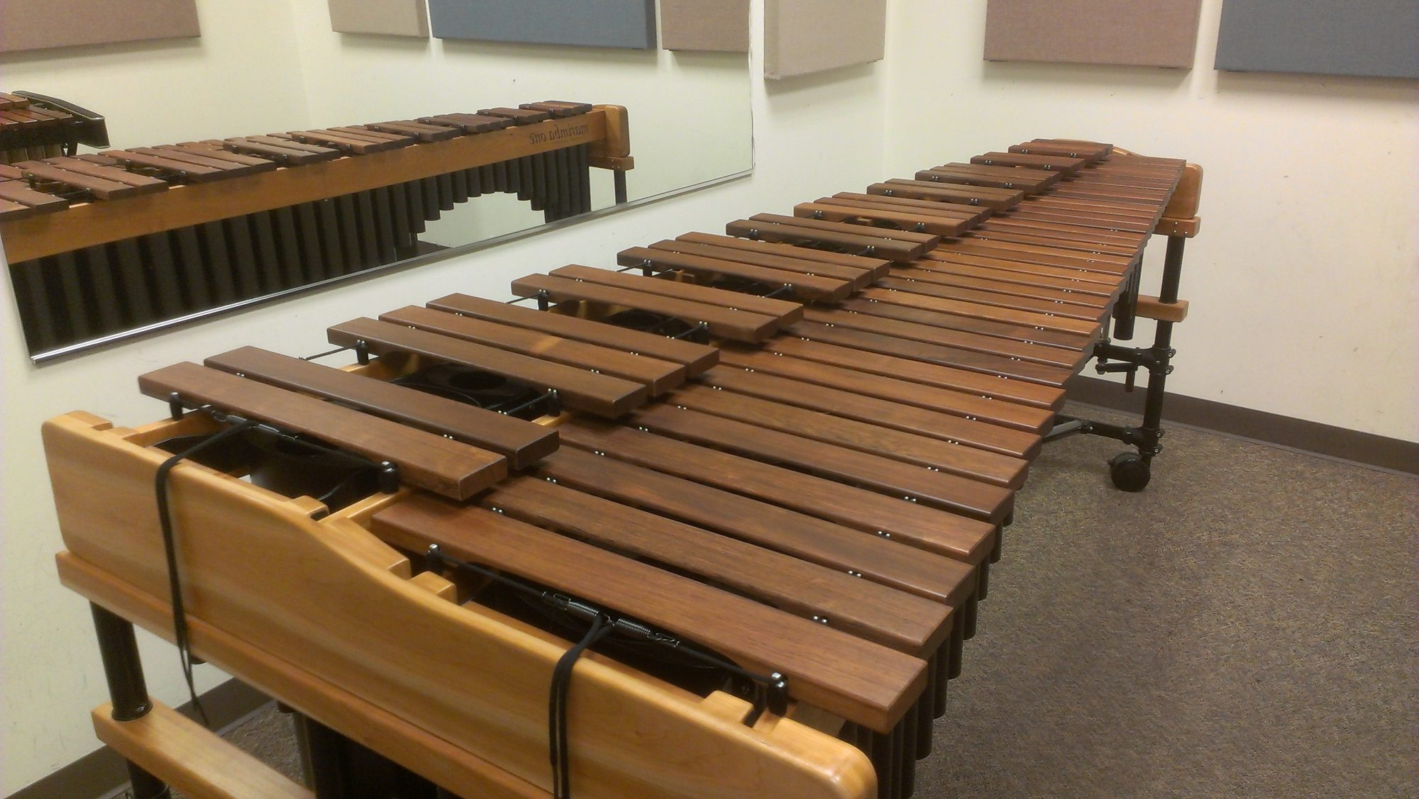 Pictured Marimba