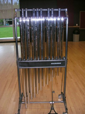 Pictured Musser Chimes