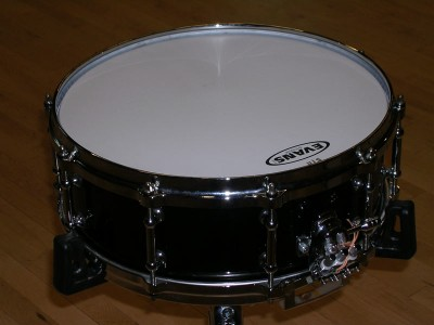 "Pictured Pearl Philharmonic Maple 5"" Snare Drum"