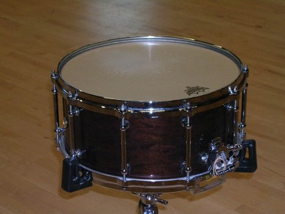 "Pictured Pearl Philharmonic Maple 6.5"" Snare Drum"