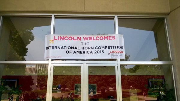 International Horn Competition photo