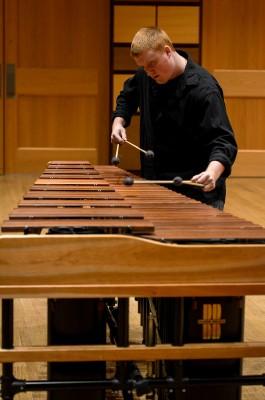 Landon Adams Concerto Competition Percussion