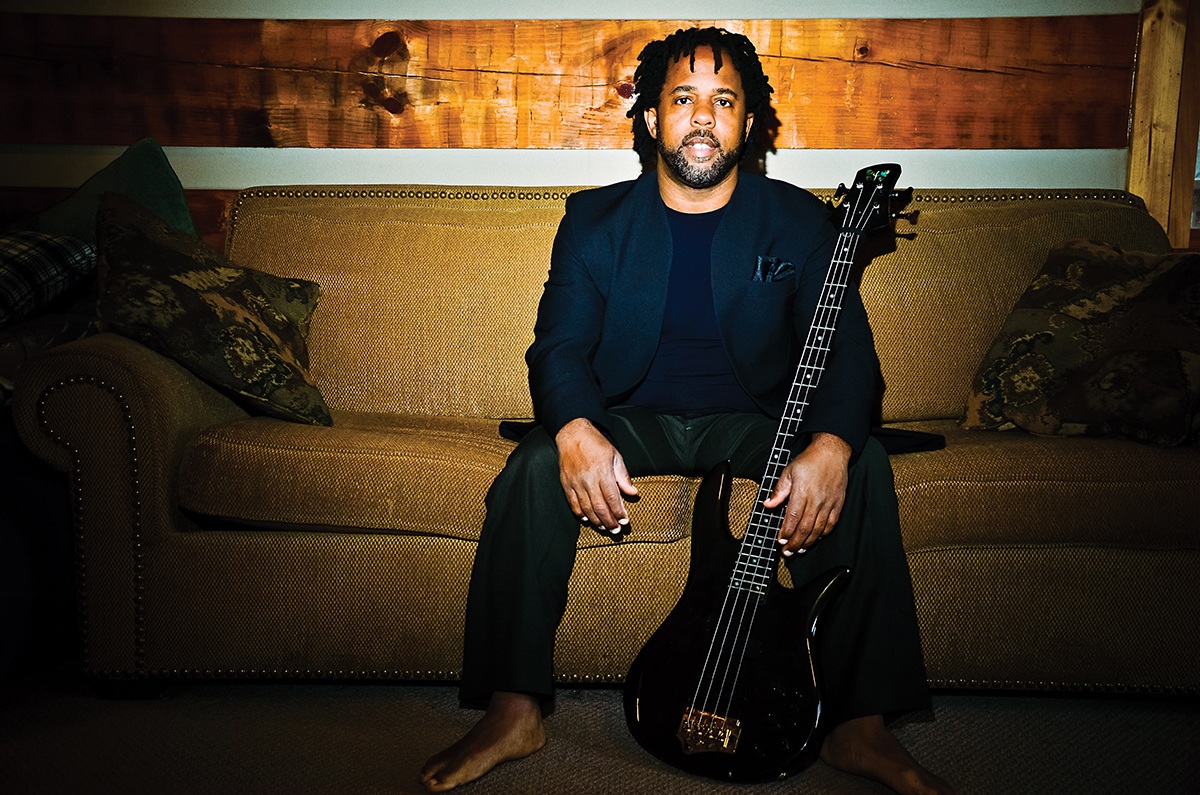 Victor Wooten promotional photo