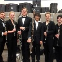 Wind Symphony Clarinets