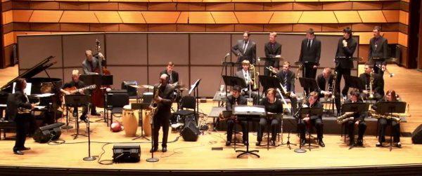 Jazz Ensembles concert photo