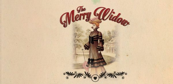 The Merry Widow program cover
