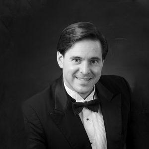 American tenor John Carlo Pierce