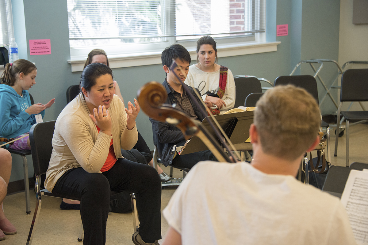 Music Therapy humanities subjects in college