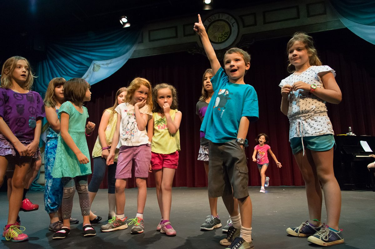 Kids Do It All Music and Theatre Camp photo