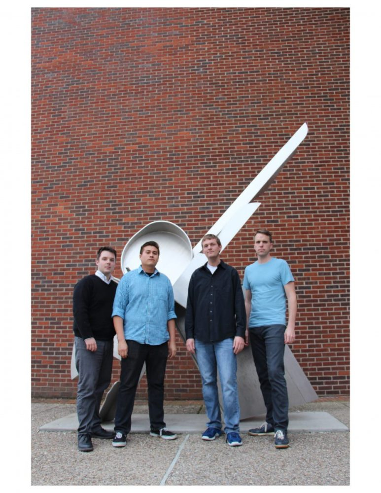 Blue Shift Percussion Ensemble promotional photo