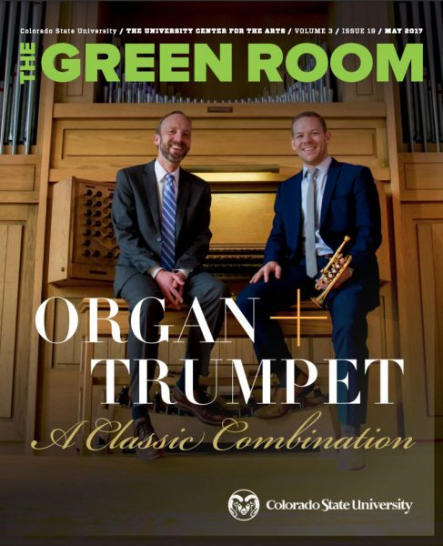 May 2017 cover of The Green Room