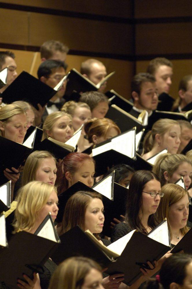 CSU Chamber Choir and Concert Choir