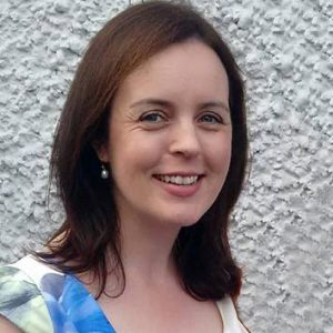 Ciara Coleman, director with the National Youth Choir of Scotland