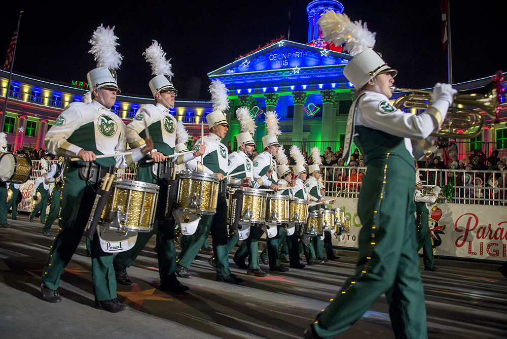 2017 9News Parade of Lights / FREE - Music