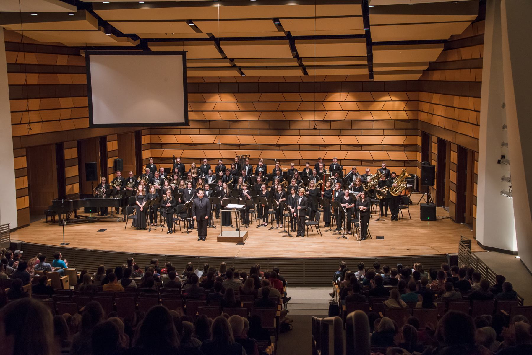 The CSU Symphonic Band