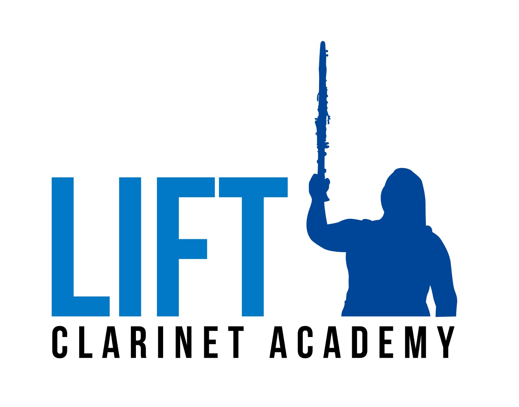 The logo for the 2018 LIFT clarinet academy