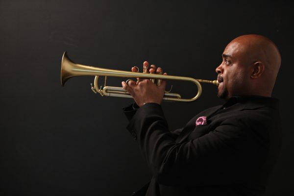 Terell Stafford promotional photo
