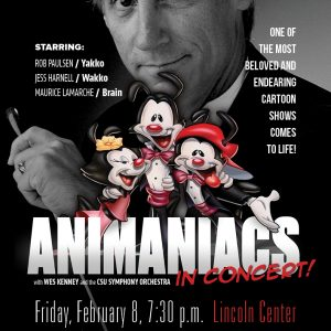 Animaniacs 2018 promotional poster
