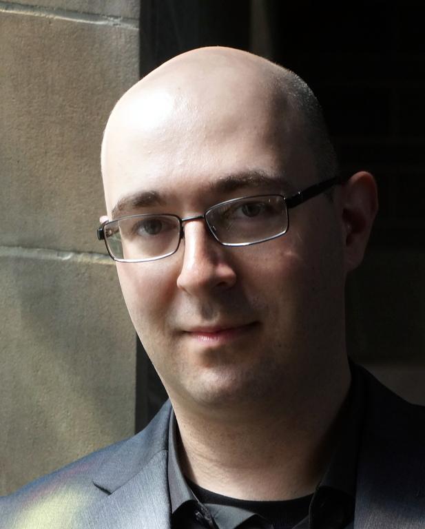Michael Unger headshot