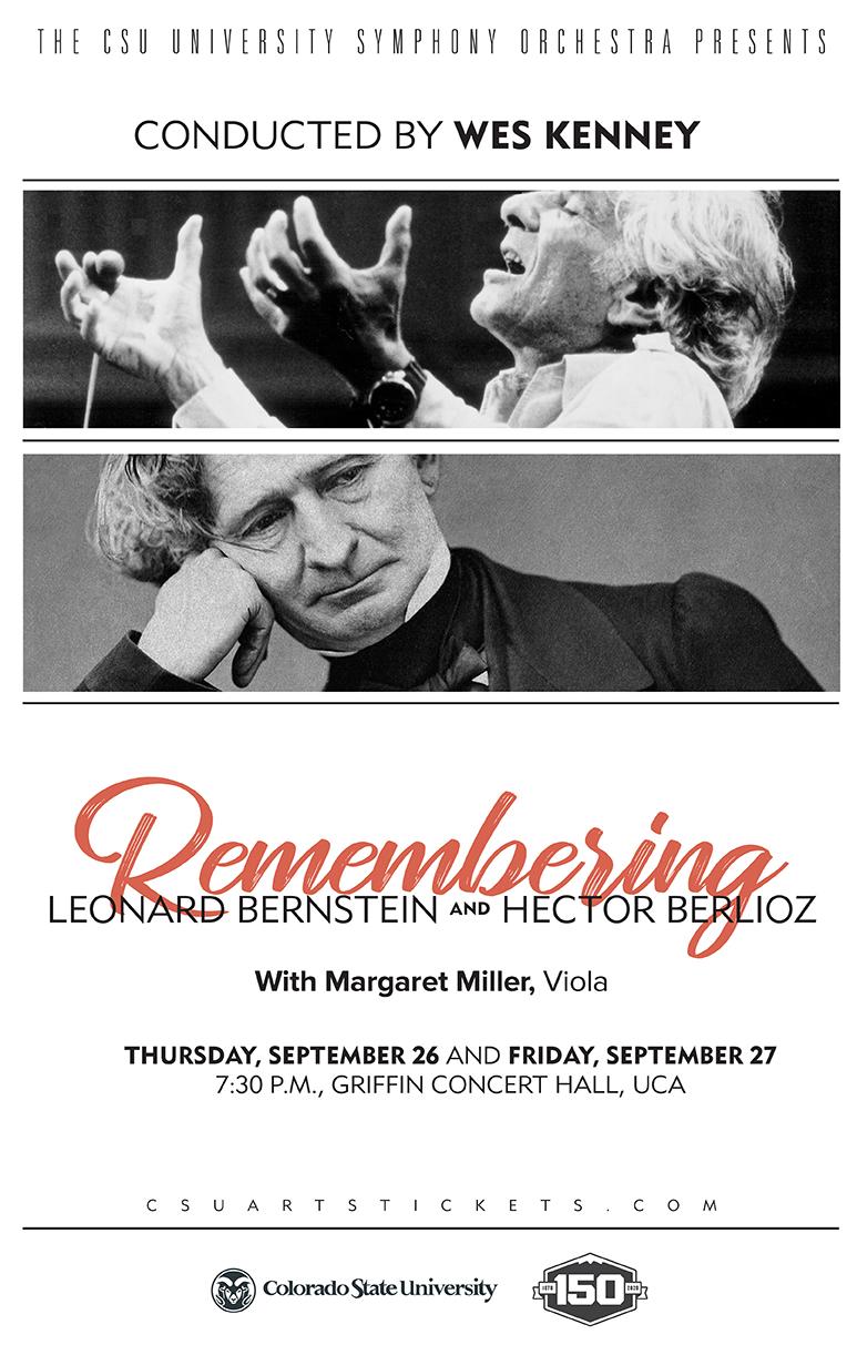 Remembering Leonard Bernstein and Hector Berlioz