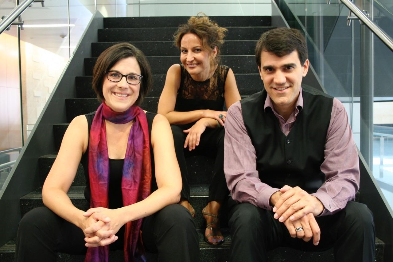 TrioPolis promotional photo