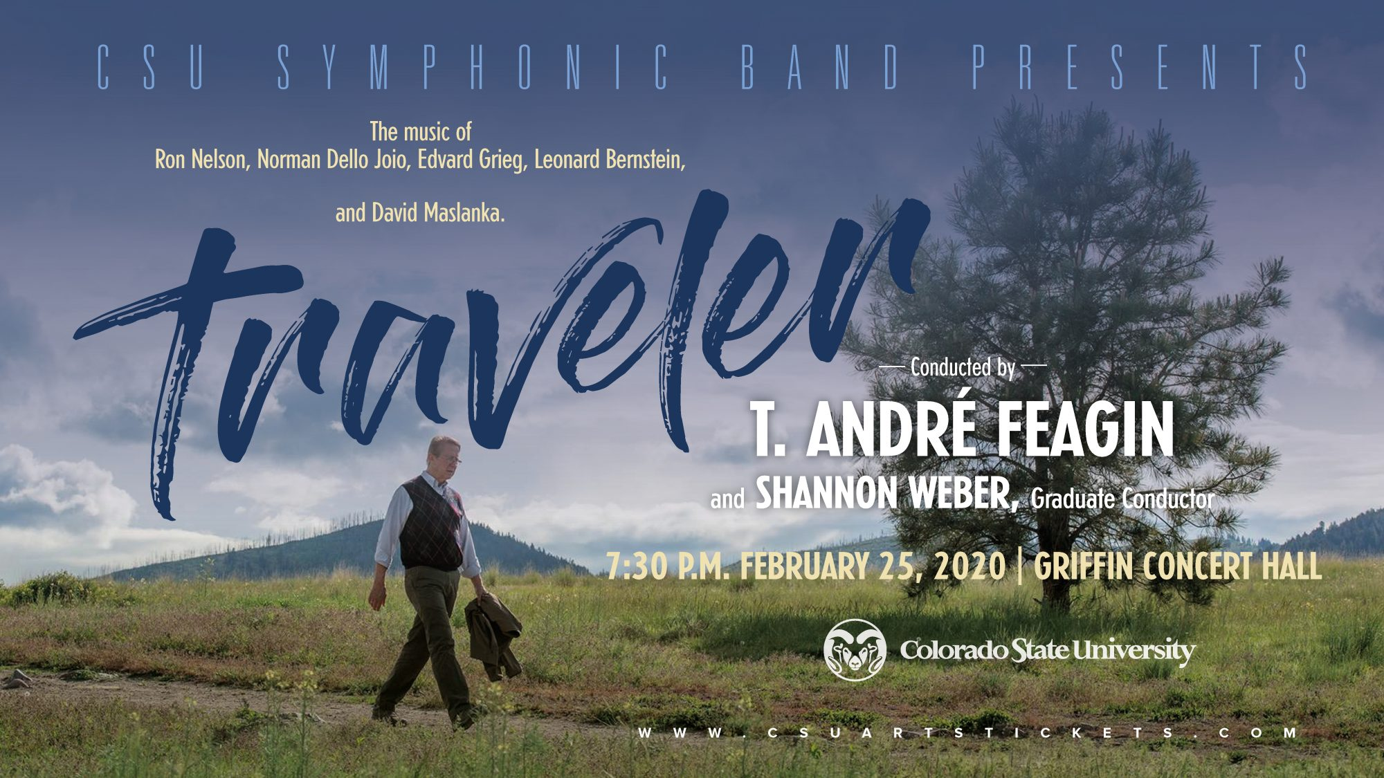 Symphonic Band: Traveler Promotional Poster
