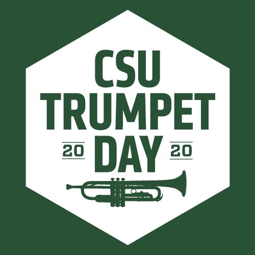 CSU Trumpet Day Promotional Logo