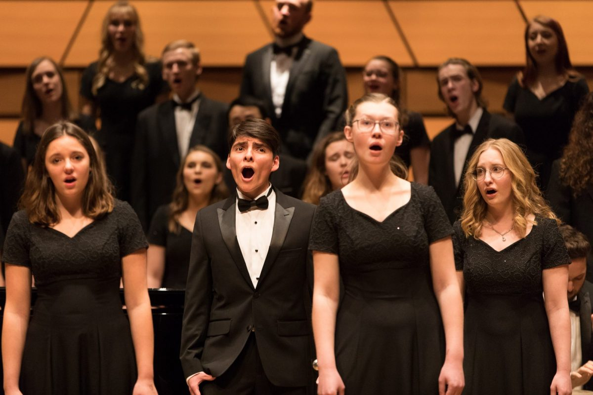 Chamber Choir Concert: <em>Sing Joyfully!</em>
