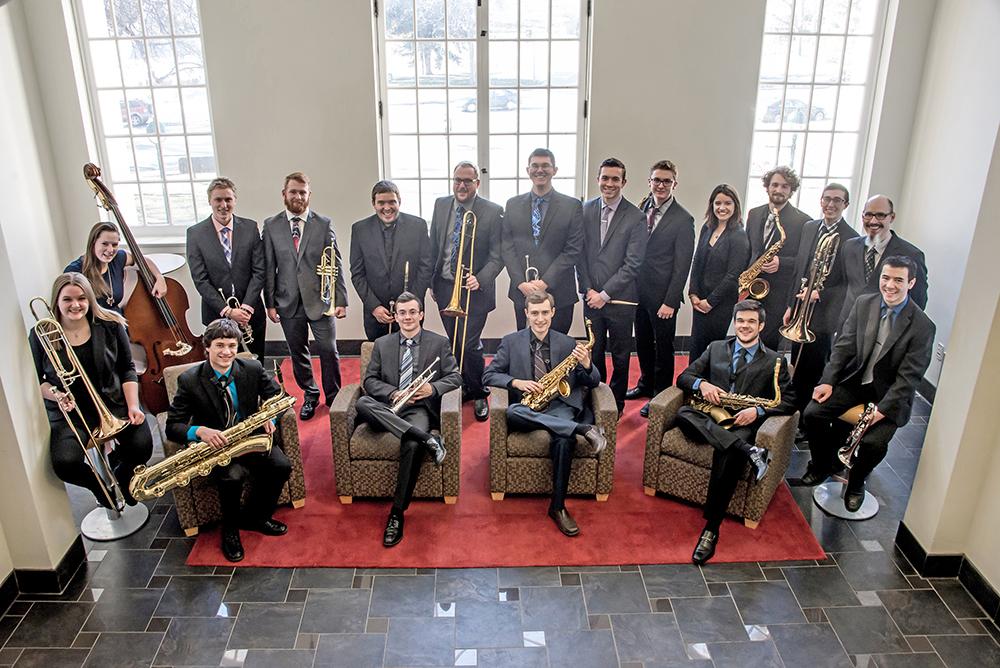 Jazz Ensembles Concert