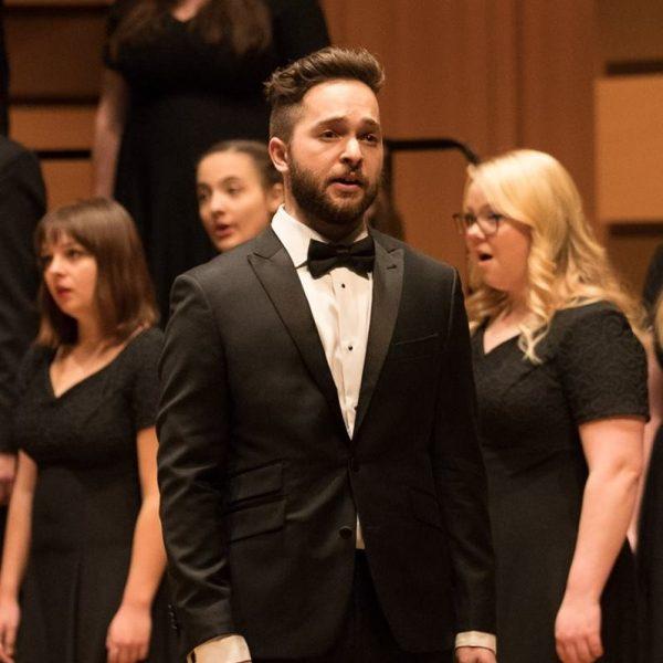 Promotional Photo of University Chorus