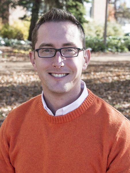 Erik Johnson Promotional Photo