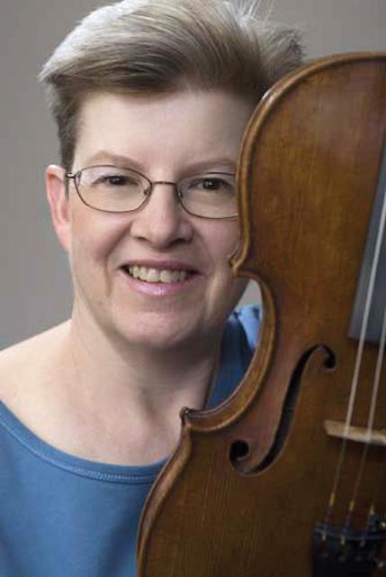 Virtuoso Series Concert — Margaret Miller, Viola