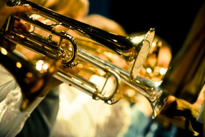 Instrument Photo Brass Trumpets