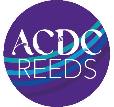 ACDC Reeds logo