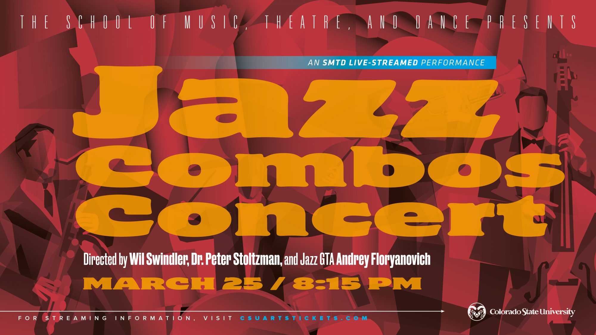 LIVESTREAM: Jazz Combos Concert (New Time)