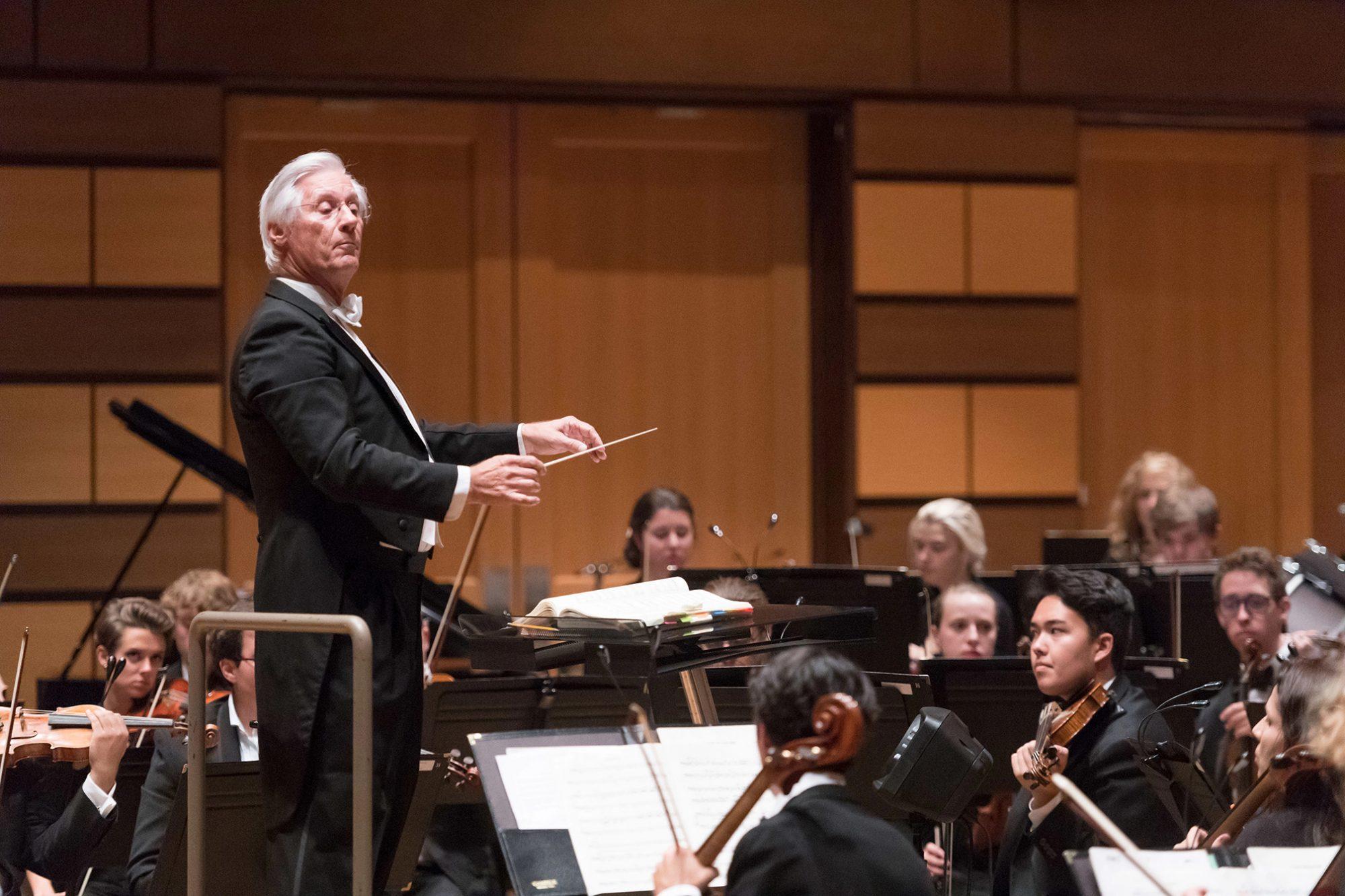 University Symphony Orchestra — The Return of the Full Symphony!