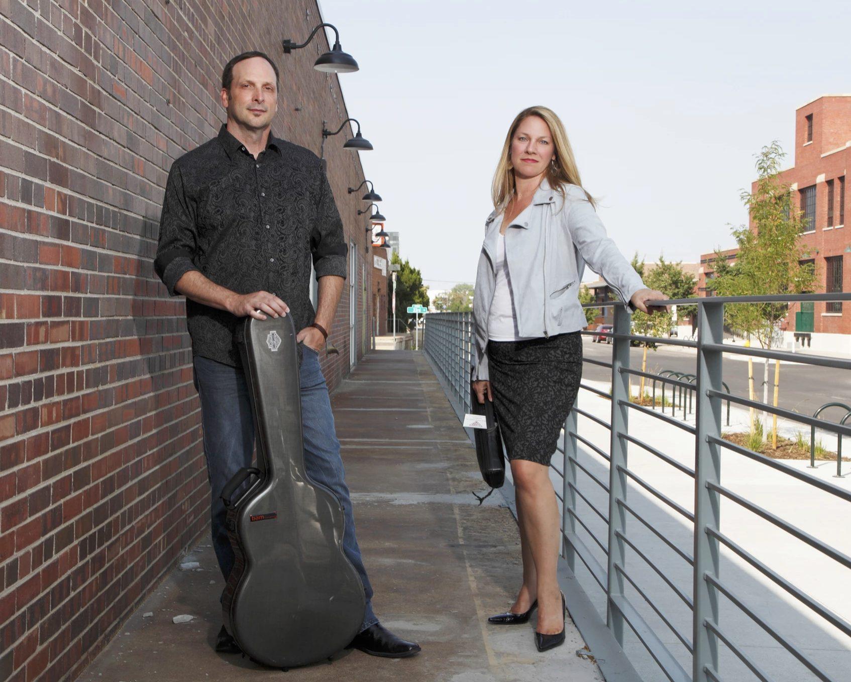 Virtuoso Series Concert — Quatra Duo /CANCELLED