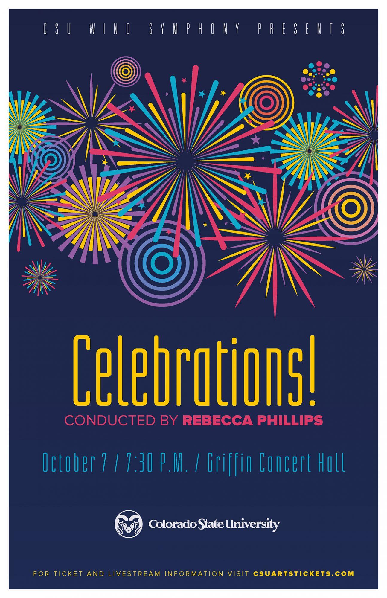 Wind Symphony Concert: Celebrations
